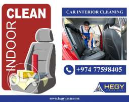 Car Interior Cleaning Services in Qatar