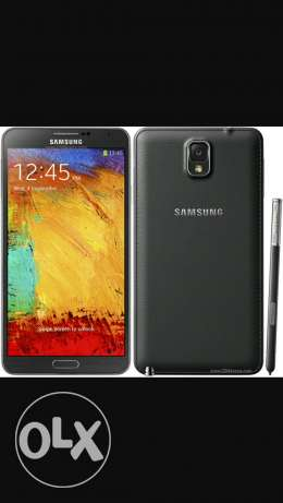 Samsung galaxy note 3 LTE 4G