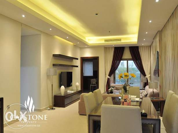 Two-Bedroom Apartment in Al Sadd