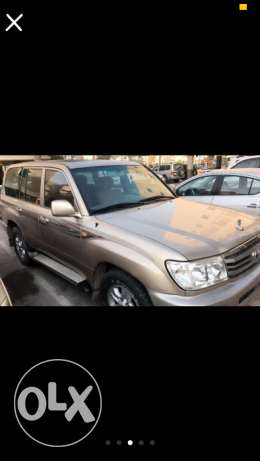 Well maintained Landcruiser for sale