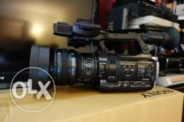 sony camera pmw ex1r with lenses