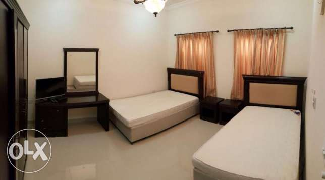 fully furnished studio in du hail