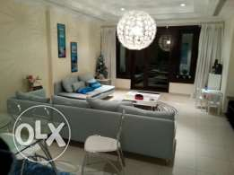 Very good price 2 bedroom fully furnished apartment in the pearl