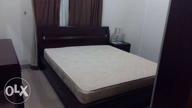fully furnished 1 bhk flat in al sad included water and electricity السد -  5