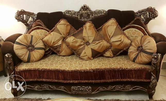 Sofa set for 7 persons 3+2+1+1