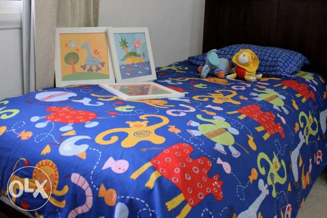 Decoration accessories for child bedroom
