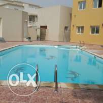 Villa for rent in AIN KHALID inside compound