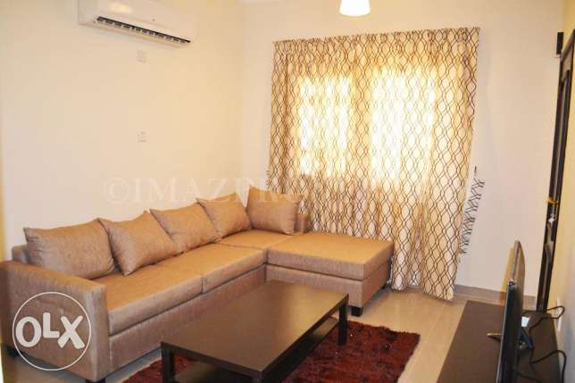 Fully Furnished Apartment- 1Bedroom