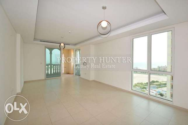 Spacious 2 Bedrooms Residence with sea views