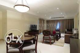All in Furnished 1 Bedroom Residence in The Pearl