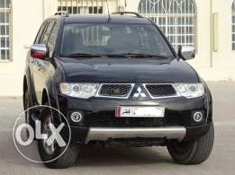 pajero sport perfect condition