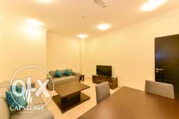2BR with Free 2 Months Rent, Fully Furnished Apartment
