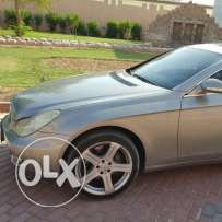 Mercedes CLS 500 Full option orginal paint free accident perfect c