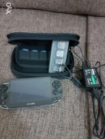 Psp vita with 13 game