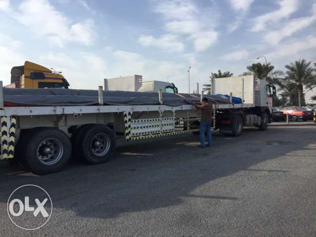 flat bed trailers for rent