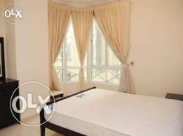 Luxury FF 1-BHK apartment in Bin Mahmoud/Gym/Pool,near La Cigale