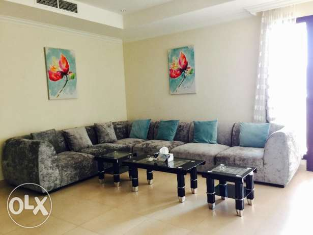 PAT5 - Fully Furnished 2 Bedroom Apartment plus Balcony