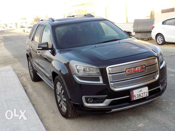 Perfect Condition GMC Acadia Denali 2013