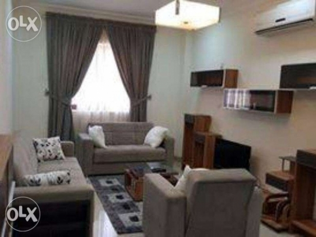 Luxury FF 2-Bedrooms Flat in AL Nasr,Rent For 1 or 2 Months,No Commiss