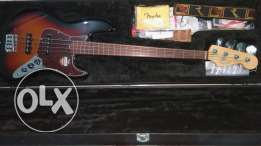 Fender Fretless Jazz Bass