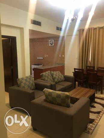 1 BHK fully furnished flat at Doha jadeed