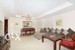 Two Bedrooms classic & furnished apartment