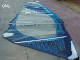 windsurf sails Almost new for sale