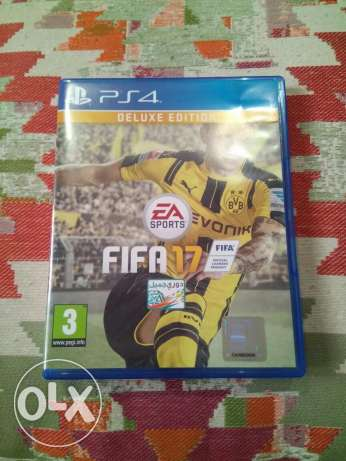 PS 4 FIFA 17 for sale