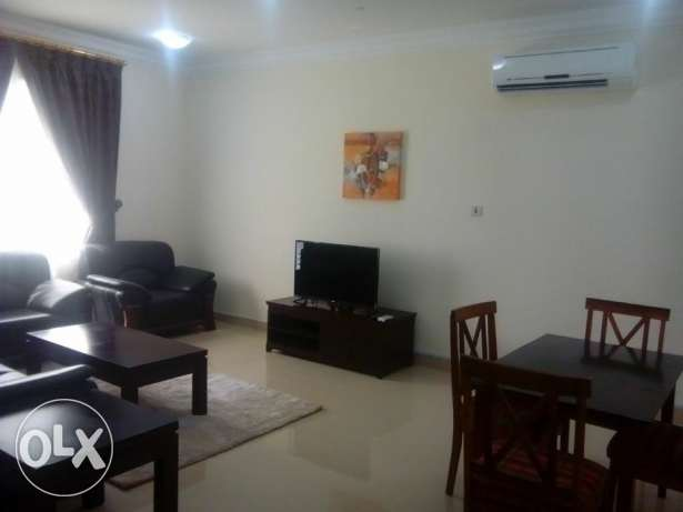 Al Dafna Fully Furnished One Bedroom Flat