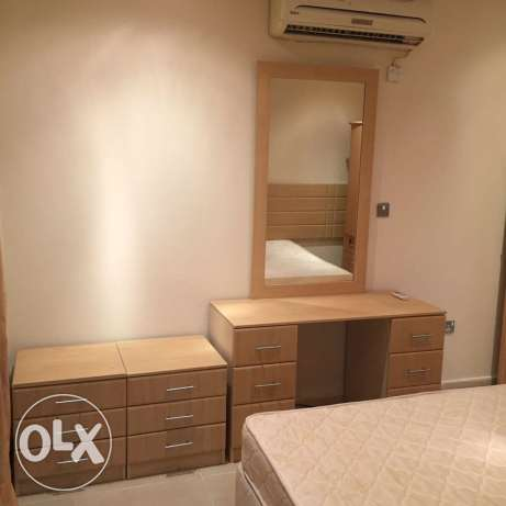 Luxury Fully Furnished 1-Bedrooms Apartment in AL Nasr // QR. 6500