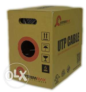 Cable Network Cat 5E Systemmax