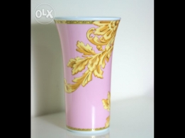 Beautiful and original Versace vase for sale
