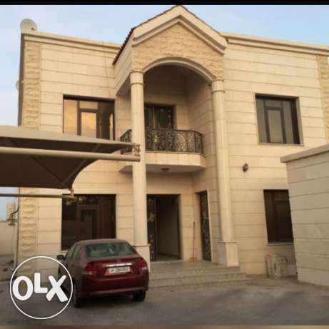 No commission unfurnished family flat in a villa near Aspire & A Sadd