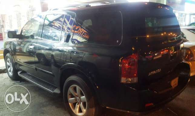 Super Clean 2008 Nissan Armada