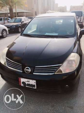 2006 Nissan Tida Car for sale