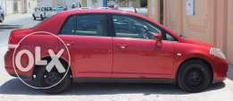 Nissan Tiida 2010 Sedan Red 142kM for Sale