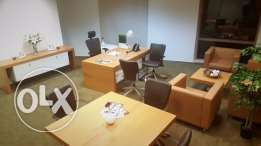 Furnished Office Space - Al Sadd