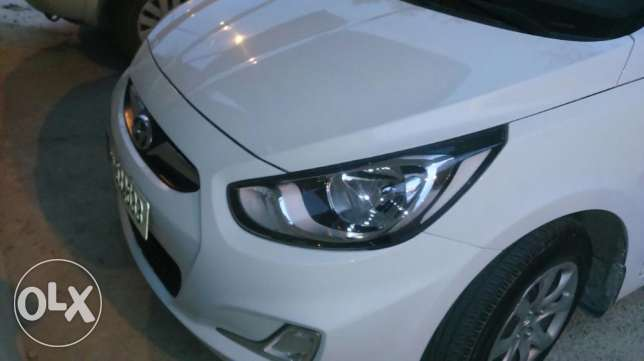 Good Condition Hyundai Accent 2013