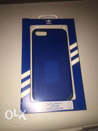 iPhone 7 slim case adidas cover