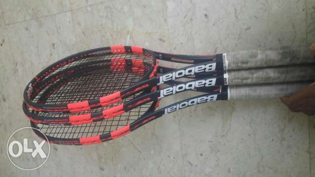 Tennis head rackets