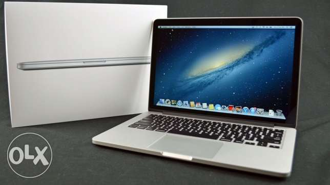 MacBook Pro in Excellent Condition, Special Order