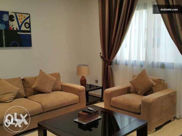 FF 1-BR Flat in Bin Mahmoud,Pool,Gym,Sauna,Jacuzzi,House Keeping,
