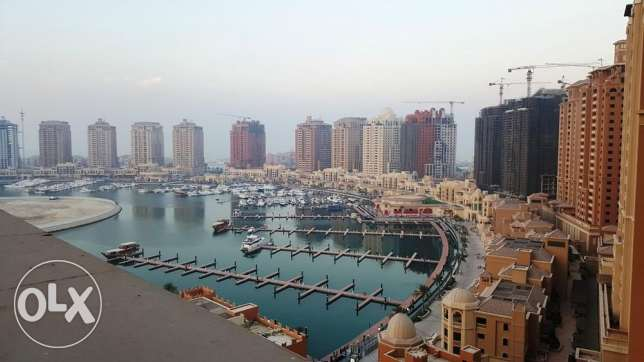 Studios & 1/2/3 BR apartments in Porto Arabia