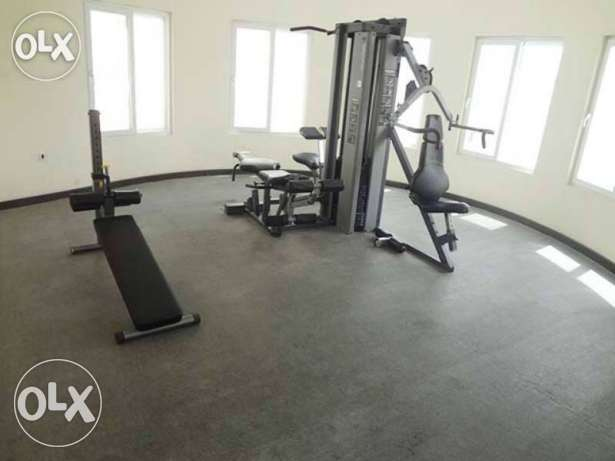 Monthly Rent 2 BR Flat in AL Nasr,Gym,Pool,No Commission النصر -  5