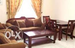 nice fully furnished 1 bhk apartment in musherib
