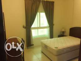 Fully Furnished, 2/Bedroom Flat In :Najma: