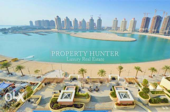 2 Bedrooms Marina Spot Home in Viva Bahriya