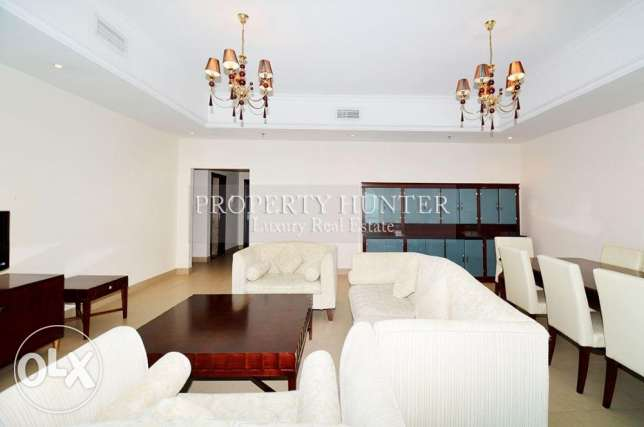 Clean Furnished Home with Ezdan Views