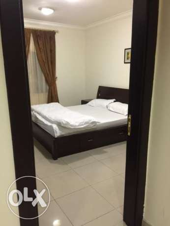 All inclusive 1 BR FF Apartment in Doha jadeed