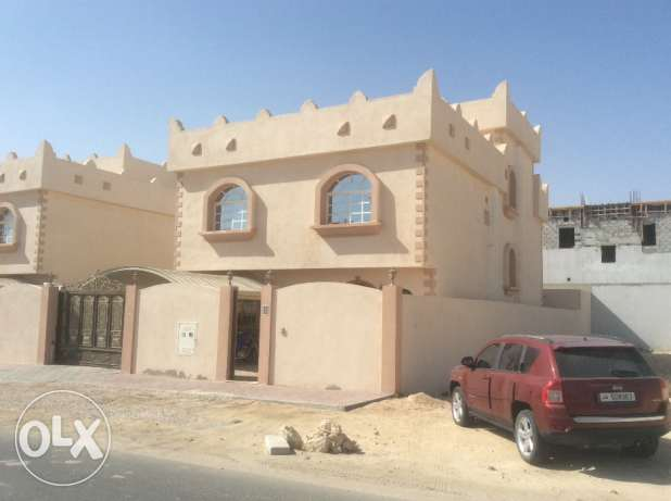 Vila for rent north of Lusail and in a little village called Simaisma الخليج الغربي -  2